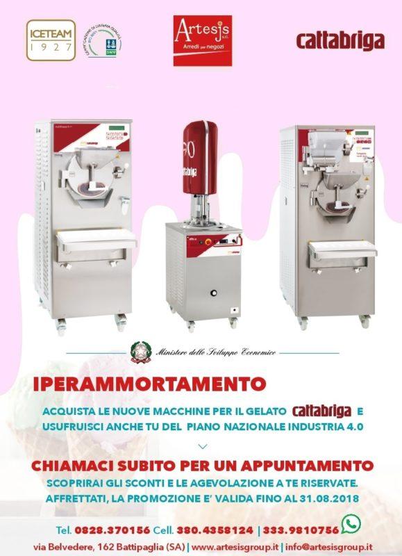 Arredamento negozi Artesjs in Campania e nel resto di Italia